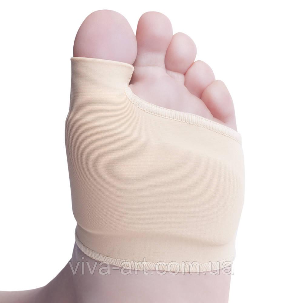 Бандаж (S) з гелевою вставкою в області кістки першого пальця і під плюсну -шт., Fresco (Іспанія)