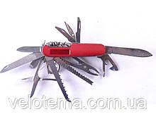 Нож многофункциональный универсальный мультитул для туризма