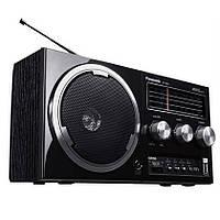 Радиоприемник Panasonic RF-800UEE1-K 4-полосный приём (FM/MW/SW1/SW2)