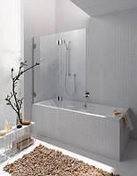 Шторки для ванны Kolo Niven 125 FPNF12222008L хром/глянцевый хром, прозрачное, левосторонние