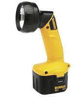 Фонарь DeWalt DW904 аккумуляторный 12В