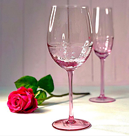 """Набор из 4 бокалов для вина """"Розовая мечта"""", 550 мл, 9AF9085B"""