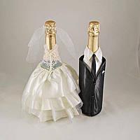 Украшение на шампанское №26