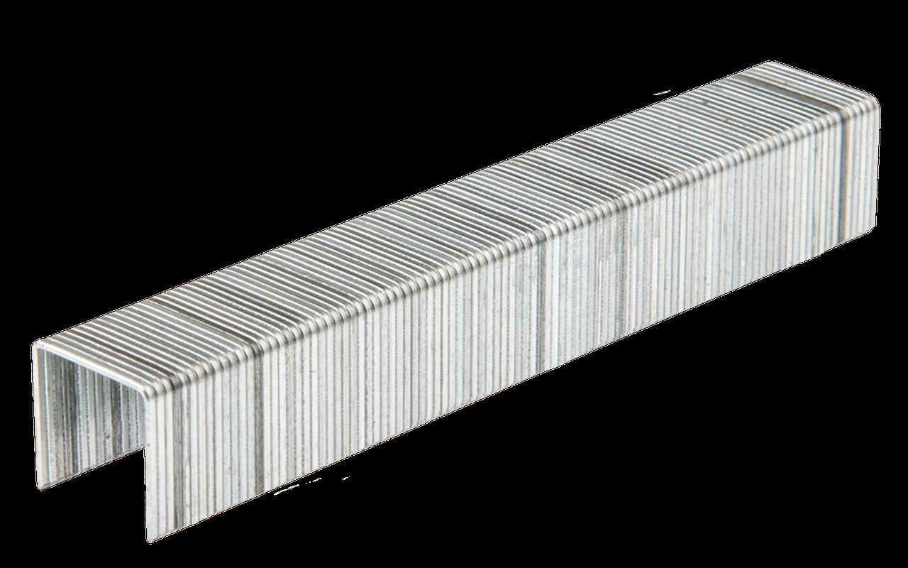 Скобі тип J/53, 10 мм, 1000 шт., (11,3х0,7мм), 41E310, Topex