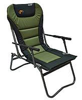 Кресло рыболовное складное Novator SF-4 Comfort мягкое (Кресло для рыбалки туристическое кресло), фото 1