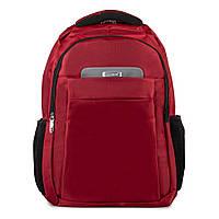 Рюкзак для города и путешествий Daifan DF 2918/1 красный