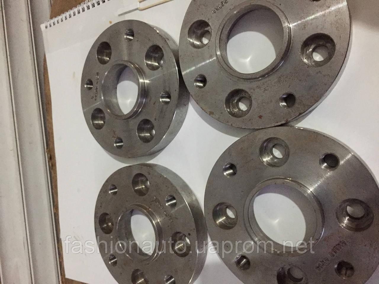 Проставки колес переходные с 4-98 на 4-108 толщина 20мм