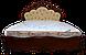 Кровать резная из массива ручной работы белая, фото 3