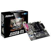 MB ASRock J3355B-ITX Intel Dual-Core Processor J3355 SoC