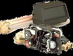 Управляющий клапан (контроллер) Fleck 9000 для фильтрации воды
