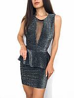 Платье Мери люрекс, фото 1