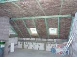 Утеплення даху, мансарди, перекриття мінватою, фото 3