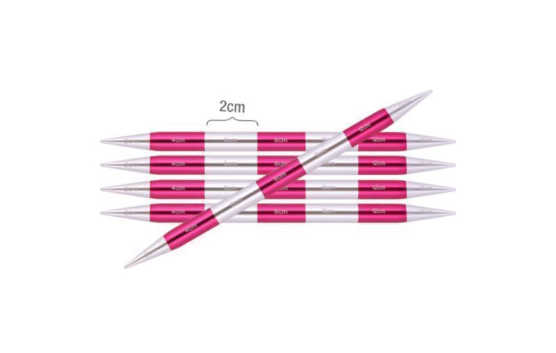 Спицы носочные 3.0 мм -14 см Smartstix KnitPro