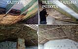 Утеплення даху, мансарди, перекриття мінватою, фото 8