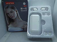 Amoi F9 - беспроводные наушники сенсорные кнопки powerbank 2000 мАч белый