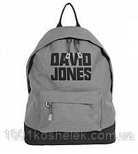 Рюкзак David Jones 5987-1 (Серый)