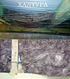 Утеплення даху, мансарди, перекриття мінватою, фото 9