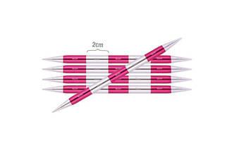 Спицы носочные 3.75 мм -14 см Smartstix KnitPro