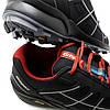 Трекинг кроссовки мужские Grisport черные с красным, фото 3