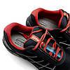 Трекинг кроссовки мужские Grisport черные с красным, фото 5