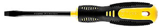 Викрутка шліцева 6.5 x 100 мм, 39D805, Topex
