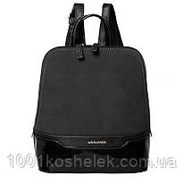 Рюкзак David Jones 5808-2 (Черный)