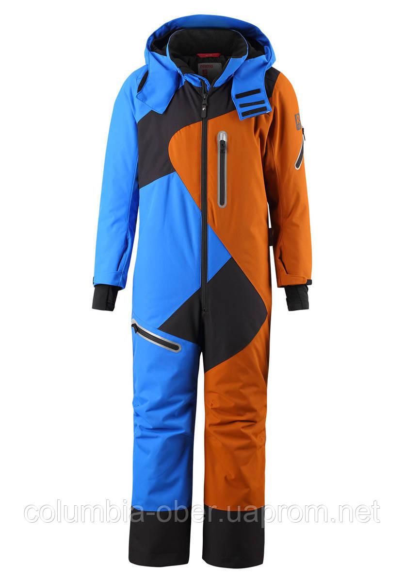 Зимний горнолыжный комбинезон для мальчика Reimatec Snofonn 530009-6500. Размеры 104 - 164.