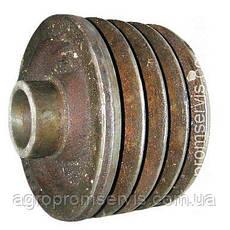 Шкив привода молотилки комбайна СК-5 НИВА 54-10152 (4-х ручейный), фото 2