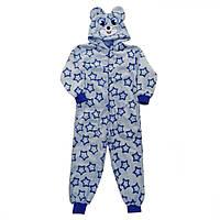 Кигуруми детская пижама для мальчика Мышка 4-9 лет