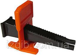 Система вирівнювання плитки Maxi, клин (50 шт.)  16K420 // Htools