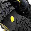 Итальянские ботинки зимние мужские Grisport натуральный нубук мембрана Spo-Tex, фото 6