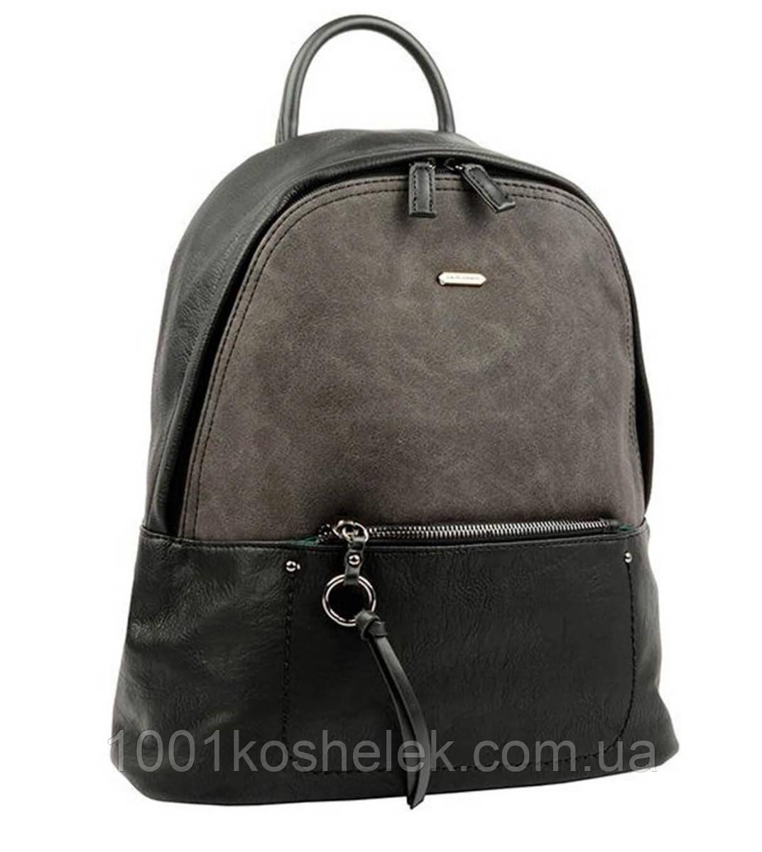 Рюкзак David Jones 6113-2 (Черный)