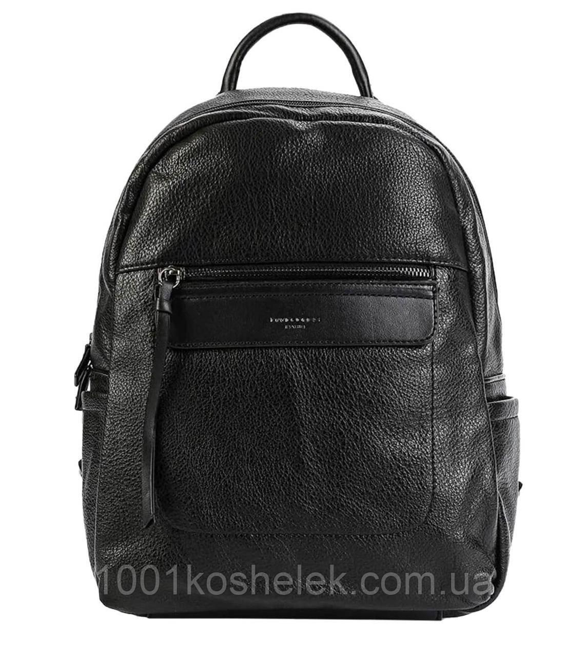 Рюкзак David Jones 6114-2 (Черный)