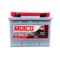Аккумулятор Mutlu 60Ah, SAE 600, R, низкий SFB Series3(Мутлу Turkey) автомобильный