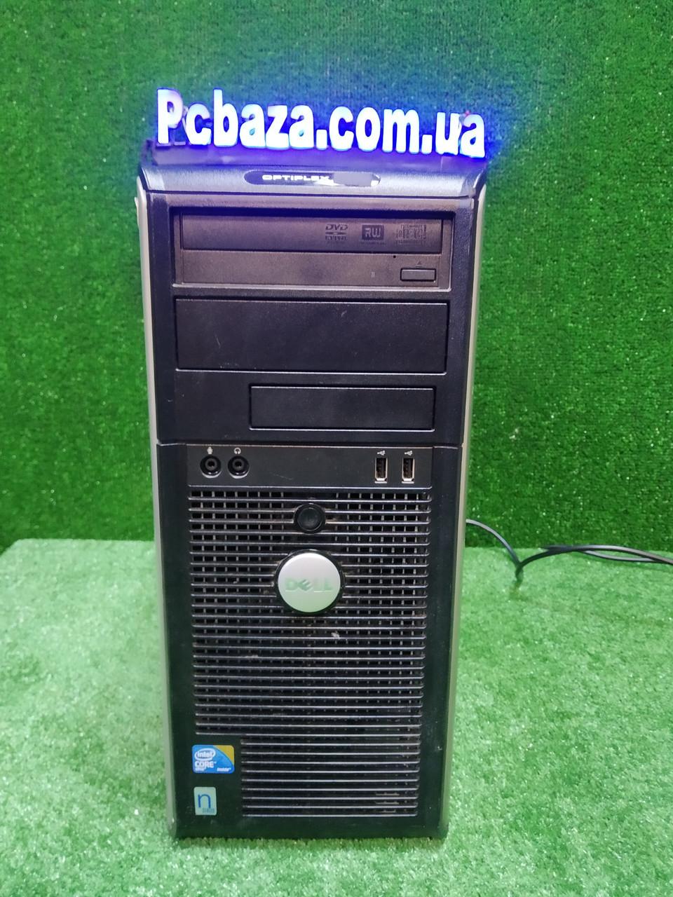 Компьютер Dell, Intel 4 ядра, 6 ГБ, 160 ГБ Настроен! Опт! Гарантия!