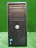 Компьютер Dell, Intel 4 ядра, 6 ГБ, 160 ГБ Настроен! Опт! Гарантия!, фото 3