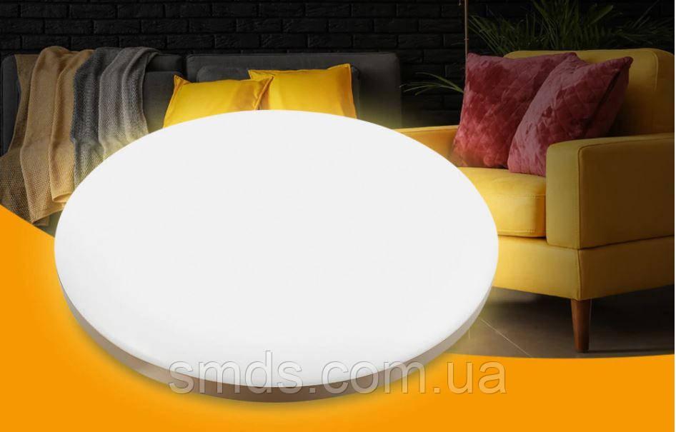 Потолочный светильник Yeelight LED Сeiling Lamp YLXD50YL Ambilight (XD5001CN) White от Xiaomi