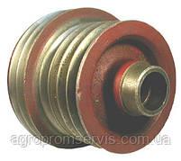 Шкив привода молотилки и измельчителя комбайна СК-5 НИВА ИНК-1059 дв.Д-442 (4+2 ручейный)