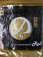 Водоросли для суши Нори Gold 50 листов