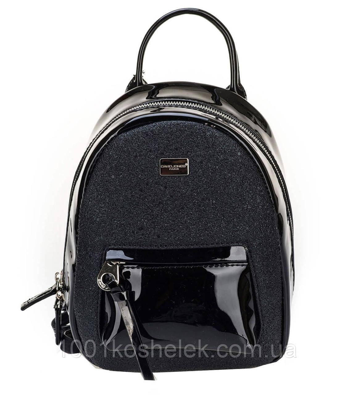Рюкзак David Jones CM3983 (Черный)