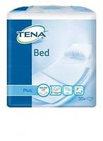 Одноразовые пеленки Tena Bed Plus, 90х60 см, 30 шт.