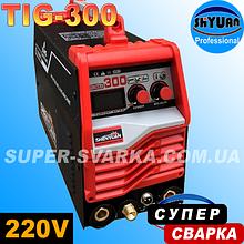 Shyuan TIG/MMA-300A аргоновая сварка