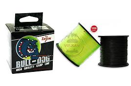 Леска Carp Zoom Bull-Dog 1000m салатовая CZ 3049