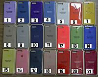Чехол Накладка Silicone Case iPhone 7/8 Plus