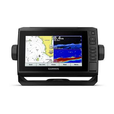 Ехолот GPS-Плоттер Garmin Echomap Plus 73CV with GT22 Transducer GPS-Плоттер
