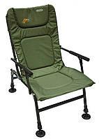 Кресло рыболовное складное Novator SF-1 (Кресло для рыбалки туристическое кресло карповое кресло), фото 1