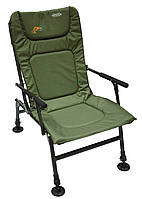 Крісло риболовне складне Novator SF-1 (Крісло для риболовлі, туристичне крісло, коропове крісло), фото 1