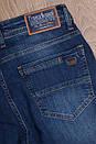 FRANCO BENUSSI мужские джинсы  (30-38/8ед.)  Демисезон 2020, фото 4