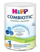 Сухая молочная смесь HiPP Combiotic 1, 750 г