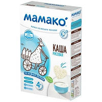 Молочная каша на козьем молоке МАМАКО Рисовая, 200 г